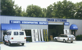 TJ Signs & Screen Printing Of Marion County Florida